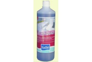 Botella de 1 kg. Desincrustante inodoros * DESINQUAD