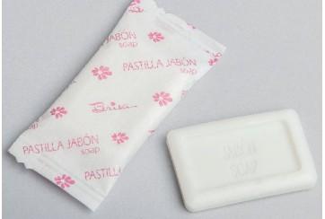 Caja de 500 Pastillas de jabón 10 gr. en funda de papel Brisa®