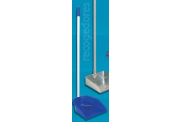 Recogedor PVC con palo