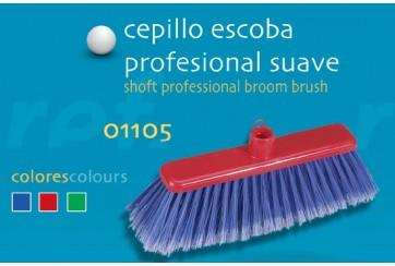 Cepillo escoba profesional suave