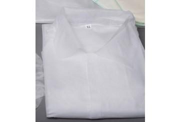 Bata industria blanca PP Talla XL