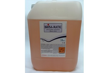 Garrafa de 12 kgs. Detergente aguas duras * BRISAMATIC