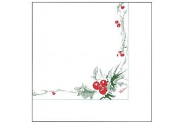 Servilletas tissue 2 capas 40x40 cms. Navidad