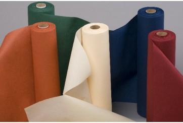Caja de 4 Rollos mantel tissue-seco Brisacel 0,40x24 mts. color
