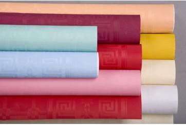 Caja de 12 Rollos mantel adamascado 1,20x25 mts. colores