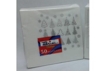 Servilletas tissue 2 capas 40x40 cms. Brisa® Paq.50 Navidad_05