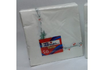 Servilletas tissue 2 capas 40x40 cms. Brisa® Paq.50 Navidad_00