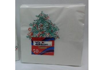 Servilletas tissue 2 capas 40x40 cms. Brisa® Paq.50 Navidad_04