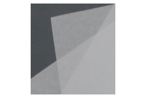 Caja de 2000 Hojas pergamino antigrasa 35 gr. 30x30 cms. blancas