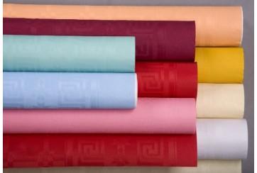 Caja de 20 Rollos mantel adamascado 1,20x6 mts. colores