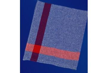 Pack de 12 Paños vajilla azules 55x55 cms.