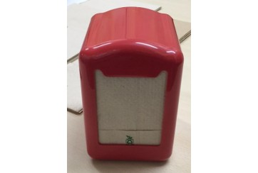 Caja de 15000 Servilletas tissue 1c 17x17 cm Bio-Eco® Miniservis