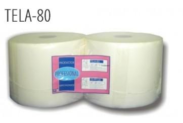 Saco de 2 Rollos celulosa industrial Brisa®Cel 3 kg..