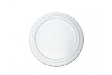 Caja de 1000 Tapas para vasos foam 210 ml. en paquetes de 100