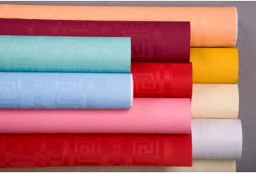 Rollo mantel adamascado 1,20x7 mts. colores