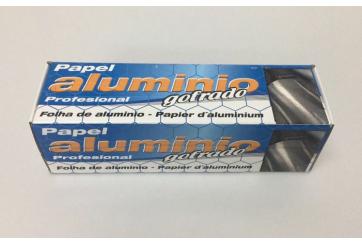 """Bobina Aluminio GOFRADO ancho 30 cms. 2,5 kgs. 13"""""""