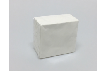 Servilletas tissue 2 capas 30x30 cms. blancas