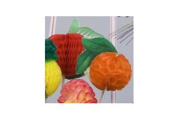 Estuche de 144 Pinchos con fruta medianos REF.S0063