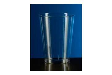 Caja de 200 Vasos sidra poliestireno transparentes 600 c.c.