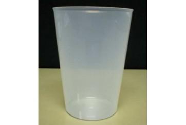 Caja de 200 Vasos sidra PP irrompibles 600 c.c.