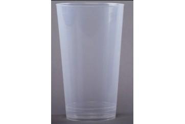 Caja de 500 Vasos cubalitro PP irrompibles 1000 c.c.