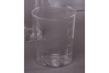 Caja de 2000 Vasos plástico degustación 3 cl.