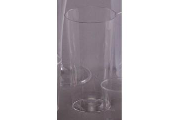 Caja de 1000 Vasos plástico tequila 10 cl.