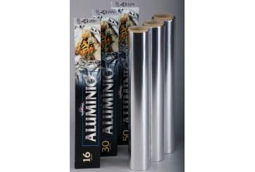 Caja de 40 Bobinas aluminio doméstico 50 mts.