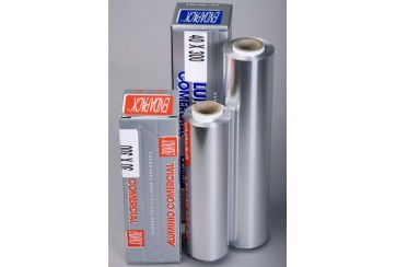 """Bobina aluminio industrial 0,30x300 mts. 11"""""""