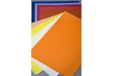 Caja de 1000 Manteles celulosa 30x40 cms. fondos colores