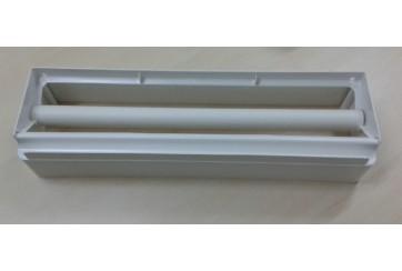 Portabobinas plástico ancho 45 cms.