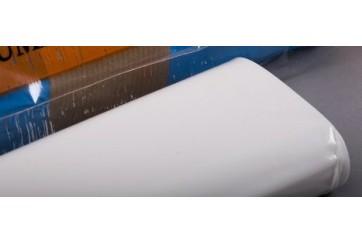 Rollo de 25 Bolsas basura doméstica 54x60 cms. GG.100 MD blancas