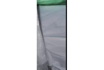 Paquete de 1000 Bolsas cubiertos 10x28 cms. transparentes