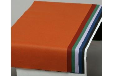 Caja de 400 Manteles air-laid 40x120 cms. blancos