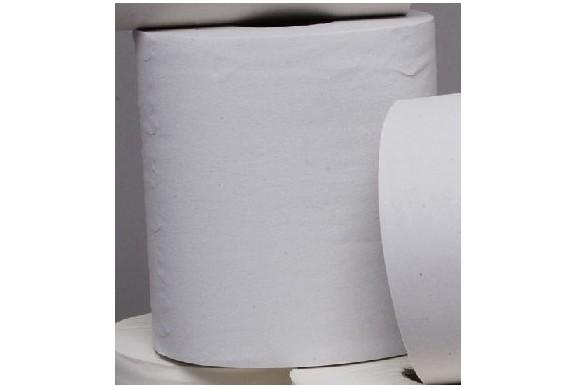 Saco de 6 Rollos secamanos 2 capas Eco 1,2 Kgs. liso Kamicel