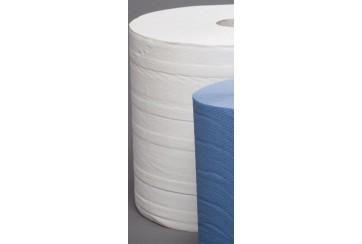 Saco de 2 Rollos celulosa industrial 2 capas Extra laminada